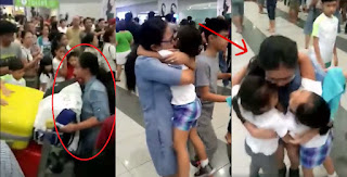 HEART BREAKING! OFW Mom Reunionites with Her Children Made the Internet Burst into Tears!