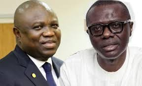 I conceded defeat and congratulated Sanwo-Olu for peace to remain in Lagos state - Gov, Ambode