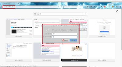 "Coba cek dengan membuka web browser lalu ketikkan di address bar ""ftp://sibro.id"" atau ""ftp://192.168.2.2"" kemudian masukkan username dan password"