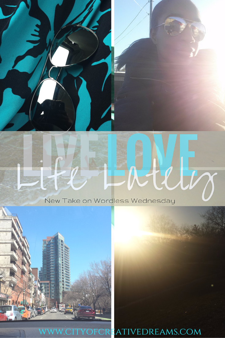 Live Love Life Lately   City of Creative Dreams