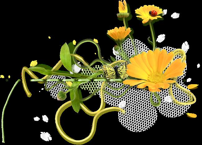 Adornos Con Flores