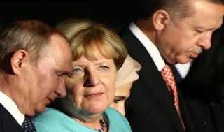 Κατ' ιδίαν συνάντηση με τον Ερντογάν αναμένεται να έχει η Μέρκελ