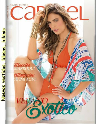 Catalogo Carmel Campaña 8 2015