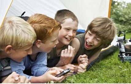 Como ir de Camping con mis hijos