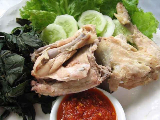 Resep Masakan Ayam Pop Sederhana