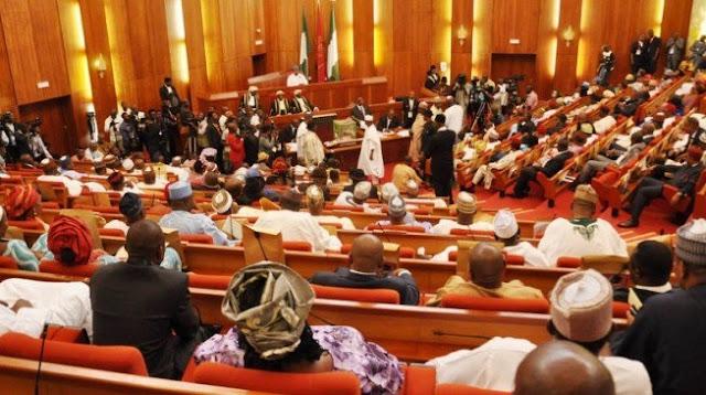 Division in senate over amendment of CCB Act
