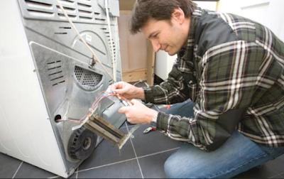 xử lý máy giặt bị chạm điện