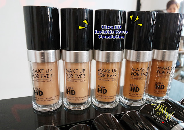 a photo of Make Up For Ever Ultra HD Fluid Foundation