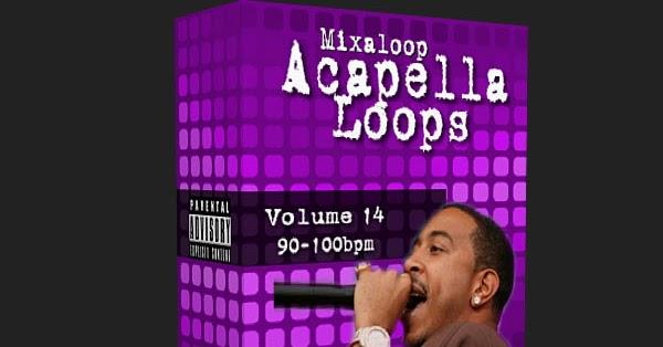Mixaloop Acapella Loop Pack - Volume 14 (90-100BPM) | DJ MHYKE