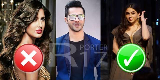 Sara Ali Khan, Varun Dhawan, Katrina Kaif, Remo Dsouza ABCD 3