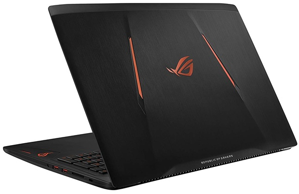 ASUS GL502VM-FY377T: gráfica dedicada GeForce GTX 1060 (3 GB)