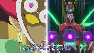 Yu-Gi-Oh! Vrains Episode 10 Subtitle Indonesia