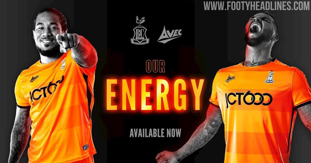 Bradford City 19-20 Third Kit Released - Footy Headlines