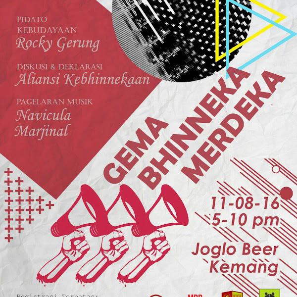 Kemajemukan, Kebhinekaan dan Kemerdekaan di Nusantara