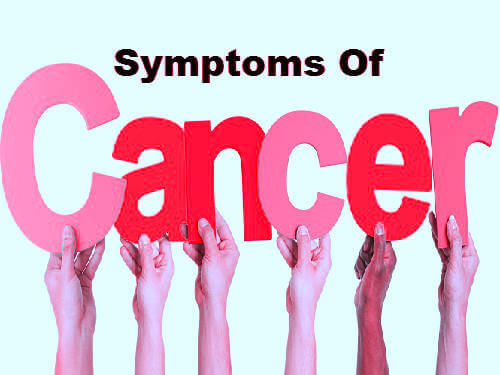 Cancer Symptoms In Hindi