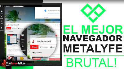 como descargar metalyfe browser