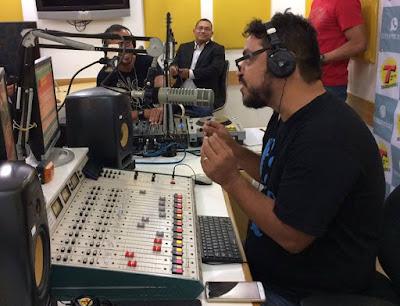 """O apresentador Jorge Moreno está à frente do """"#ChádeLihaça"""", nova atração da Transamérica FM do Rio.(Foto: Divulgação)"""