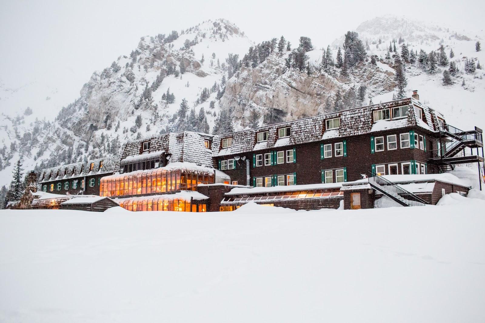 alta peruvian lodge courtesy of alta ski area