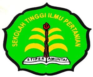 Lambang Sekolah Tinggi Ilmu Pertanian (STIPER) Amuntai