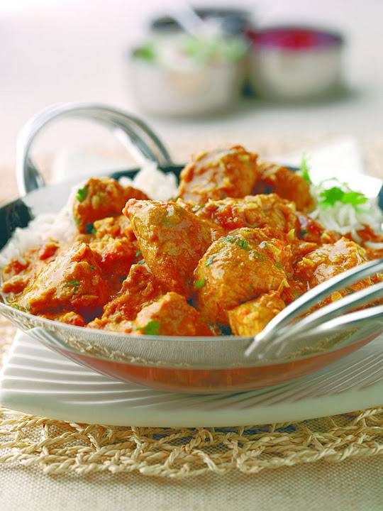 Marco's Pierre Whites Turkey Curry