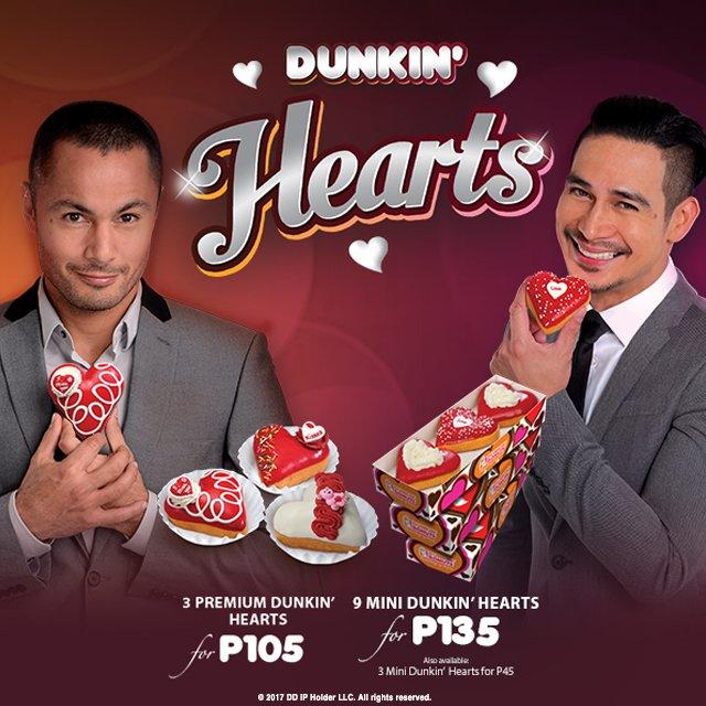 SM City Masinag: Dunkin Hearts