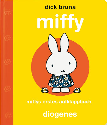 """""""Miffys erstes Aufklappbuch"""" von Dick Bruna, Bilderbuch"""