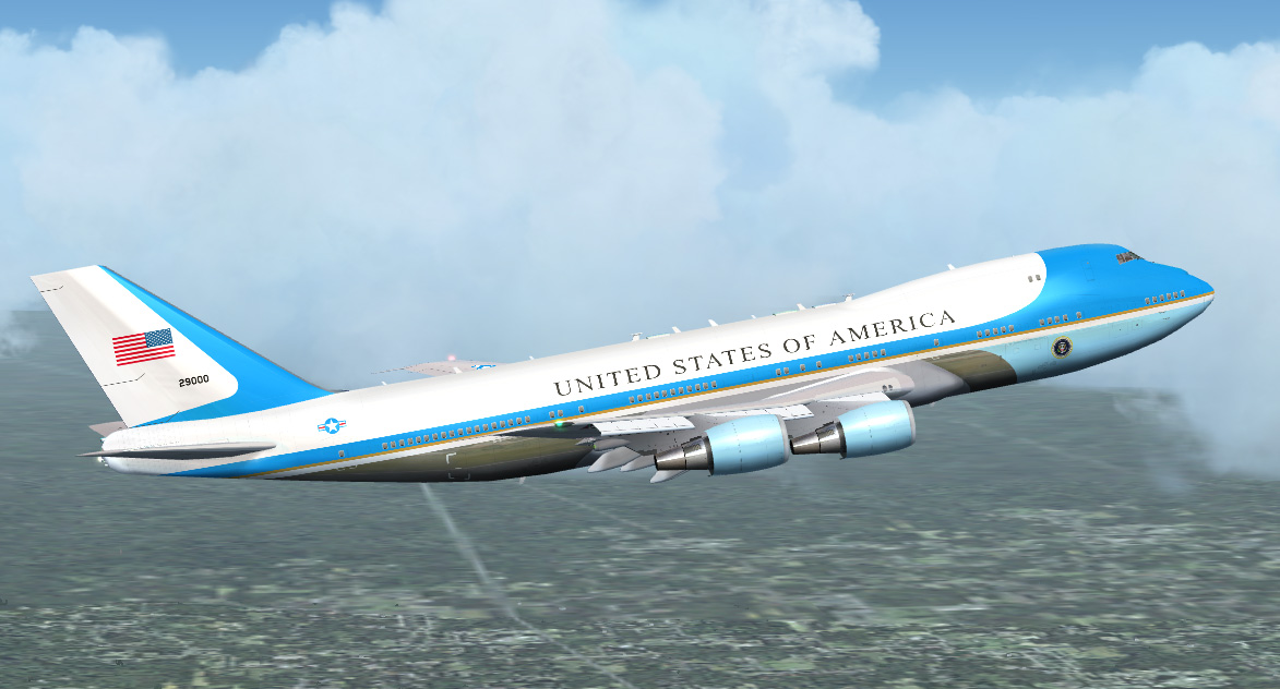 Military and Commercial Technology: Air Force One Needs New