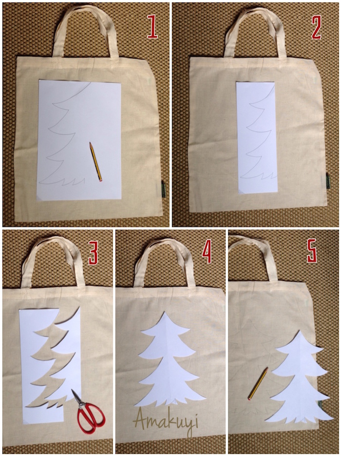 imagen del paso a paso de la tote-bag