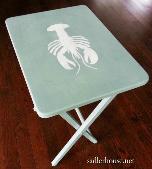 TV Table Makeover Ideas