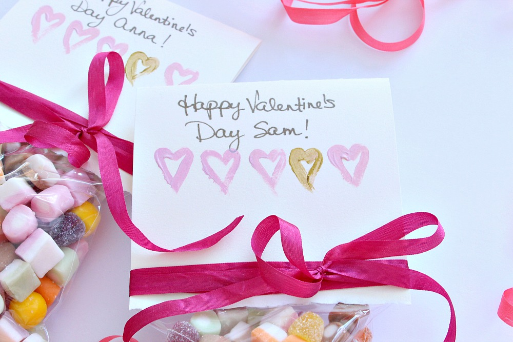 Easy Valentine Craft Ideas