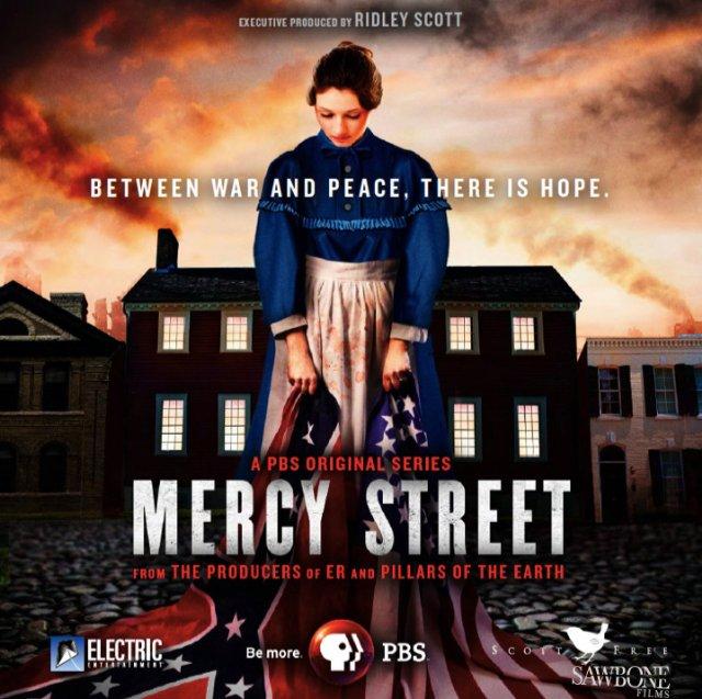 Mercy Street (2016-) ταινιες online seires oipeirates greek subs