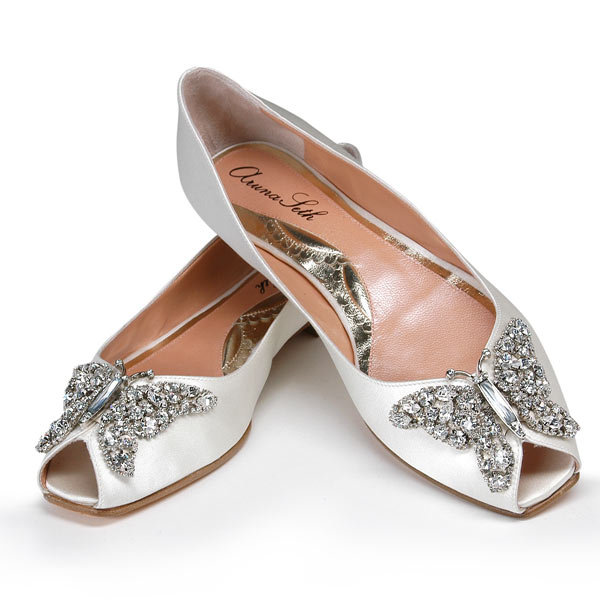Ballerina Flats Wedding