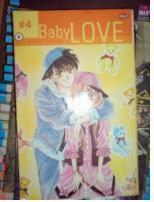 Komik Baby Love Bekas
