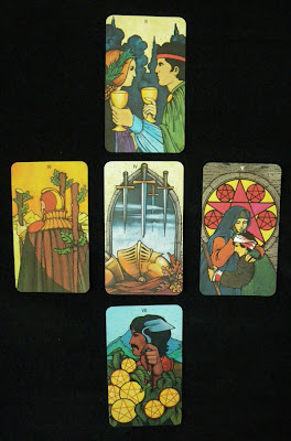 life lesson tarot spread morgan greer tarot