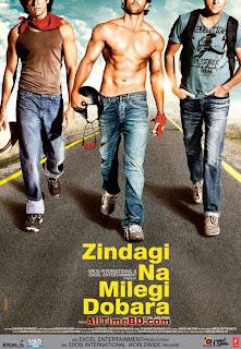 Zindagi Na Milegi Dobara (2011) Bollywood hindi movie free download | Zindagi Na Milegi Dobara- movie torrent Download