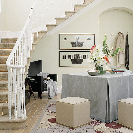 New Home Interior Design : Traditional Hallway