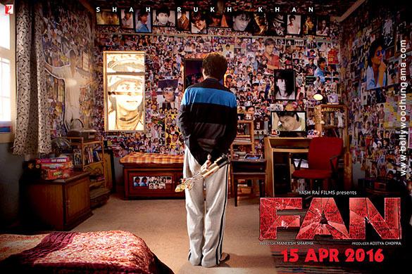 Fan (2016) Movie Poster No. 6