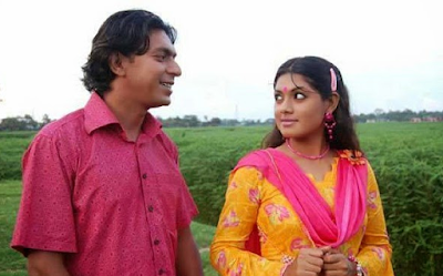 Nusrat Imroz Tisha in a drama