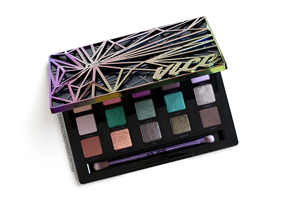 Urban Decay Vice 4 Eyeshadow Palette Review Photos Swatches