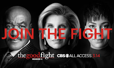 The Good Fight Season 3 Poster 2