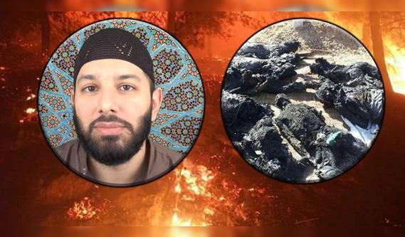 MASYAALLAH ! Imam Terkemuka Dunia DEDAH Punca Sebenar Kebakaran Di Israel ! Orang Yahudi Sendiri Baru TAHU Pasal Ini !