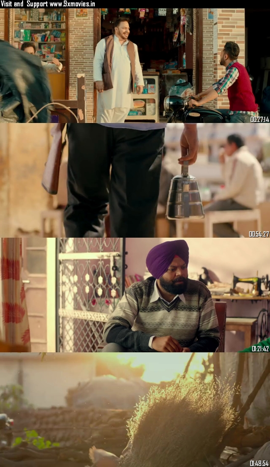 Daaka 2019 Punjabi 720p WEB-DL 1GB