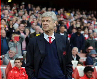 Our ambition is to win the Premier League and Arsène is the best person to help us - Arsenal