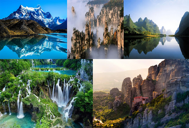 11 Tempat Tempat Terindah Di Dunia Yang Mungkin Belum Anda Ketahui