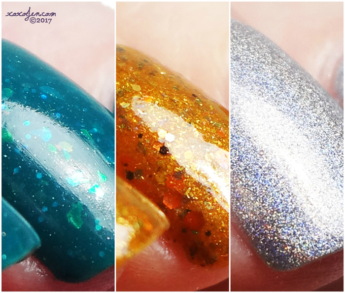 xoxoJen's swatch collage of Road to Polish Con: Week 2