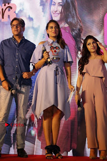 Actress Sonakshi Sinha at the Song Launch of Film Noor  0015.JPG