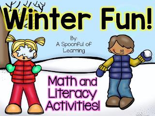 Winter Fun & FREEBIE