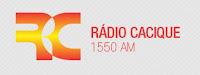 Rádio Cacique AM 1550 de Capivari SP