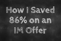 Saving money on products & big purchases?