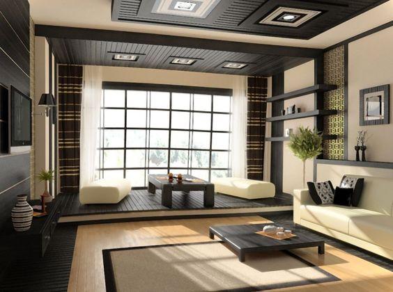 interior khas jepang